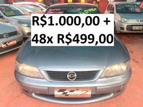 Chevrolet Vectra 2.2 Challenge 4p - R$1.000 + 48x R$499,00