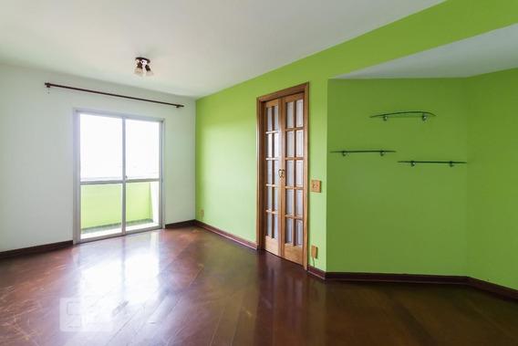 Apartamento No 7º Andar Mobiliado Com 2 Dormitórios E 1 Garagem - Id: 892974813 - 274813