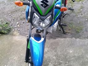 Suzuki 125 Gixer