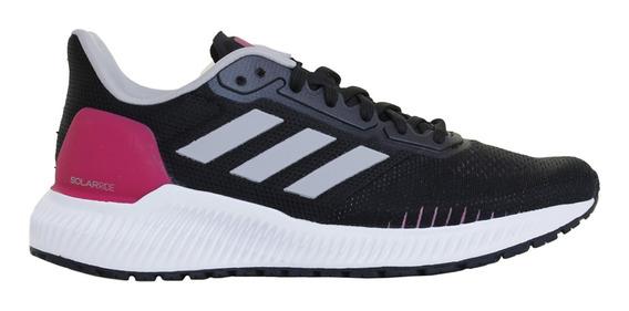 Zapatillas adidas Running Solar Ride W Mujer Ng/gr