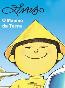 O Menino Da Terra Ziraldo Editora Melhoramentos 9ª 2016