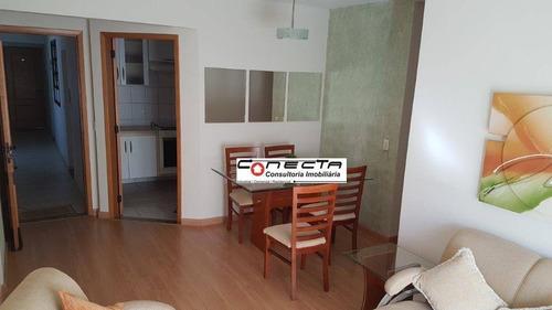 Imagem 1 de 30 de Apartamento Residencial À Venda, Taquaral, Campinas. - Ap0295