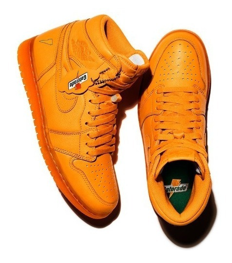 Zapatillas Air Jordan Retro 1 Gatorade Pack - Men