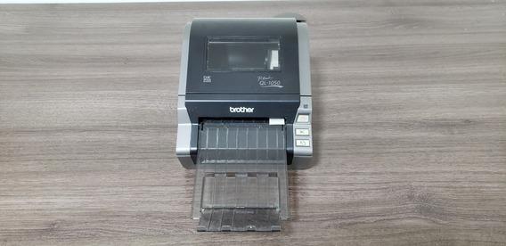 Impressora Térmica Etiquetas E Código Barras Brother Ql 1050