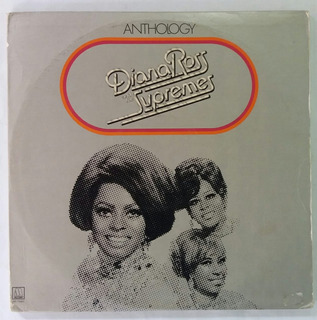 Lp Triplo - Diana Ross And The Supremes ( Anthology) Imp.