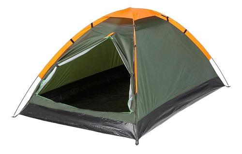 Imagem 1 de 5 de Barraca De Camping 3 Pessoas Iglu Lazer Pesca Acampar