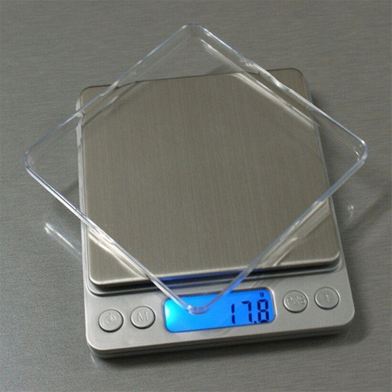 500g X 0.01g - 500g 3000 0,01 G Digital Pocket Escala J-8692