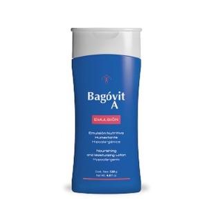 Bagovit A Emulsion Nutritiva Hipoalergenica 350gr X6 Frascos
