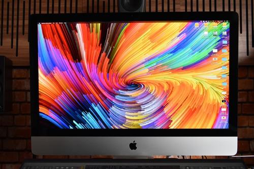 iMac 27 5k 2019 I5 6c. 40gb Ram 1tb Fusion - Apple Care 2022