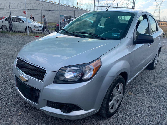 Chevrolet Aveo 1.6 Ls Aa Radio Airbag At 2016