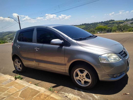 Volkswagen Fox 1.6 Plus Total Flex 5p 2008