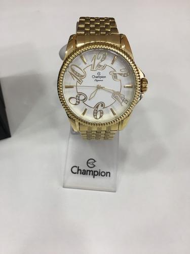 Relógio Feminino Champion Cn27358