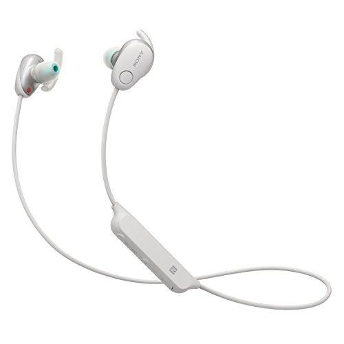 Imagen 1 de 7 de Sony Sp600n White Audifonos Bluetooth Cancelación Ruido