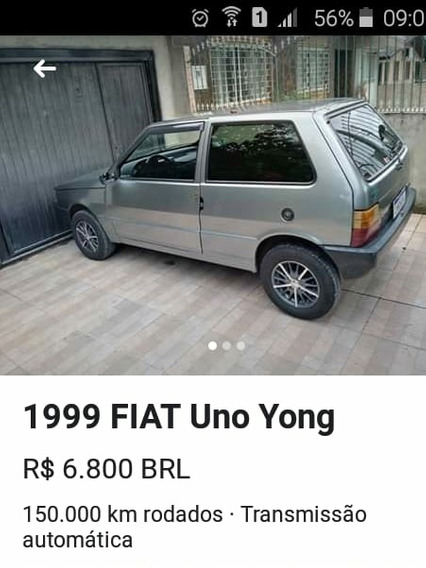 Fiat Uno Mille 1.0 Young 3p 1999