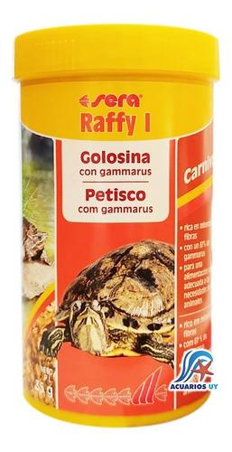Alimento Gammarus Para Tortugas Acuáticas. Sera Raffy I 35g