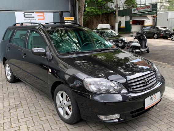 Toyota Fielder 1.8 2006 Blindad