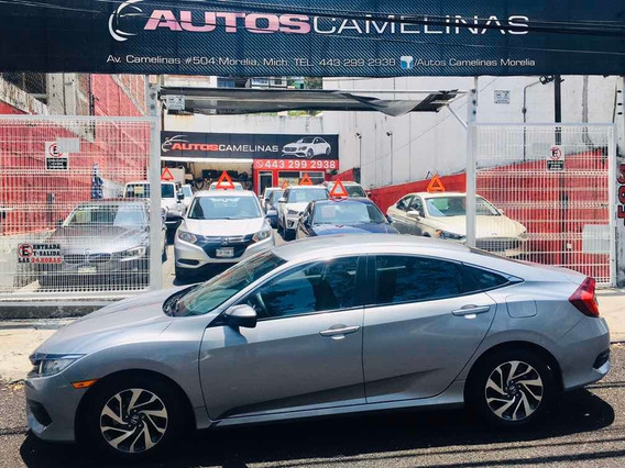 Honda Civic 2.0 Ex Mt 2018