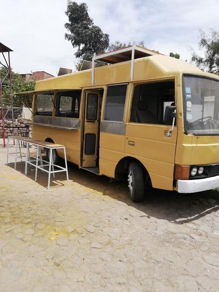 Food Truck Nissan Civilian - Vendo O Alquilo