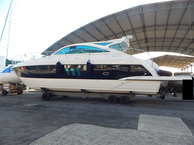 Lancha Cimitarra 500 Ht Ñ Solara Phantom Intermarine Real