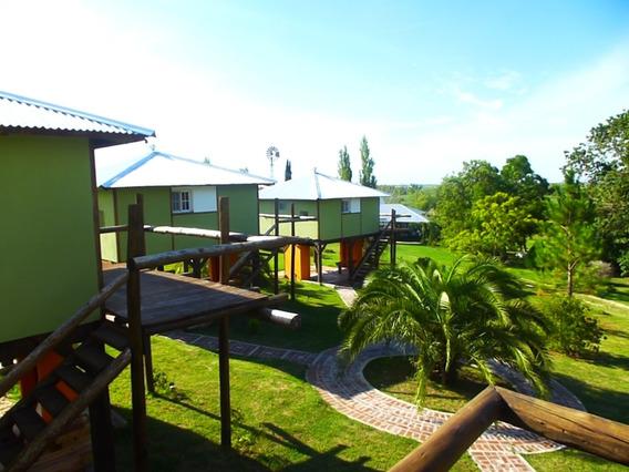 Cabañas Alquiler Costa Rio Tot Equipadas Piscina Y Quincho