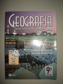 Livro - Geografia 9 Uma Leitura Do Mundo 2 Sonia Caste F20