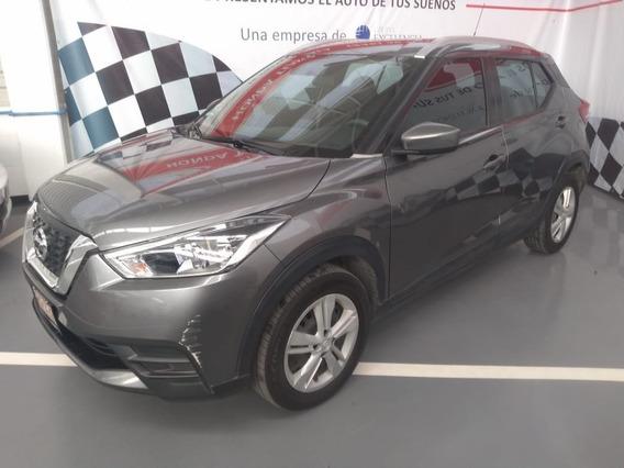 Nissan Kicks Sense Tm Mod 2017Gris
