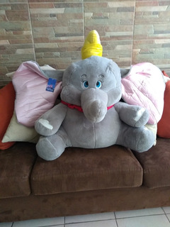 Peluche Grande Elefante Dumbo Disney