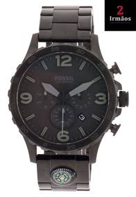 Relógio Fossil Masculino Preto Jr1489/1pn