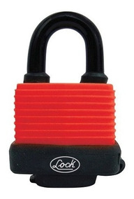 Candado Impermeable Corto 40 Mm C25s40 Lock