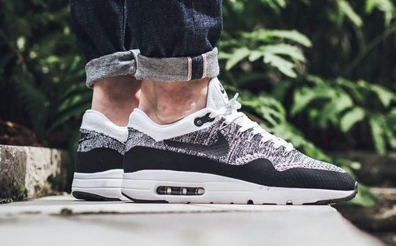 Trainers Hombre Nike Air Max 1 Ultra 2.0 Flyknit Trainers In