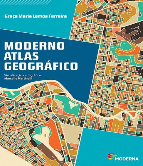 Moderno Atlas Geografico - 6 Ed