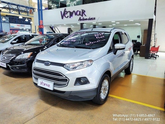 Ford Ecosport Se 1.6 Flex Autom.
