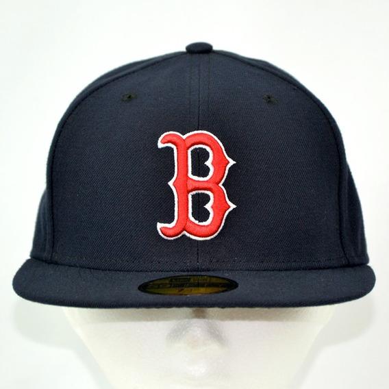 Boston Red Sox New Era Gorra 59fifty 100% Original