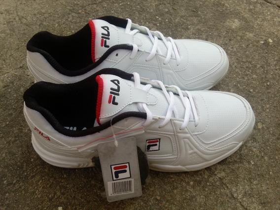 Zapatos Fila Caballero Talla 43 Bari Ii Original