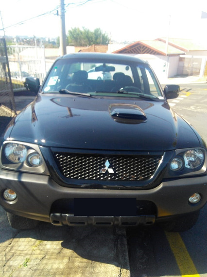 Caminhonete L200 Sport 4x4 Gls Motor Feito: 3000km 2007