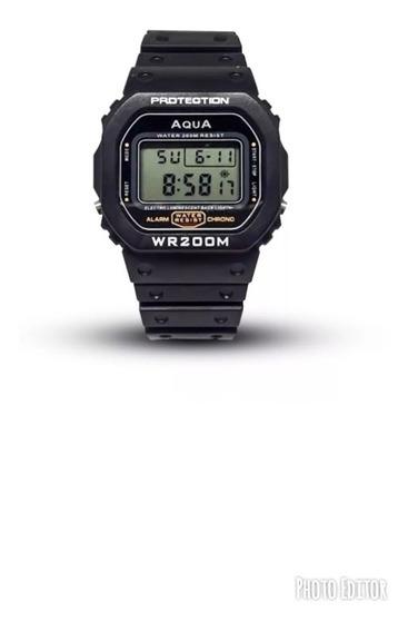 Kit 2 Relógios Aqua 1 Gp 519 + 1 Aq 81 Originais O F E R T A