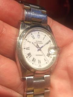 Reloj Rolex Tudor Prince-quartz Oysterdate