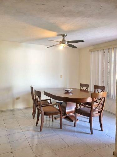 Bonita Casa Duplex Amueblada En El Centro De Cancun