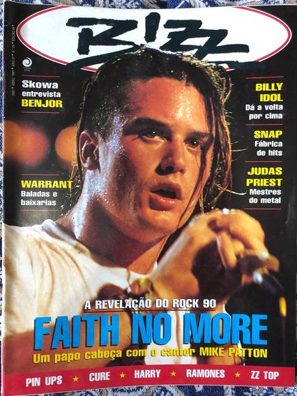 Revista Bizz Edição 69 Ano 7 Nº 4 Abril 1991 Faith No More