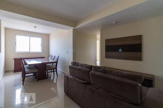 Apartamento No 10º Andar Mobiliado Com 3 Dormitórios E 1 Garagem - Id: 892956687 - 256687