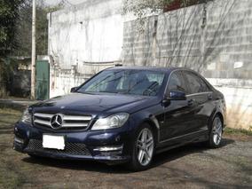 Mercedes-benz Clase C 1.8 250 Cgi Sport At Tracc.trasera