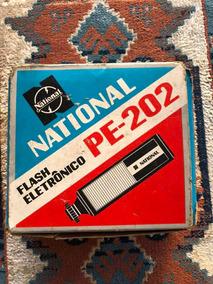Flash Eletrônico National Pe-202