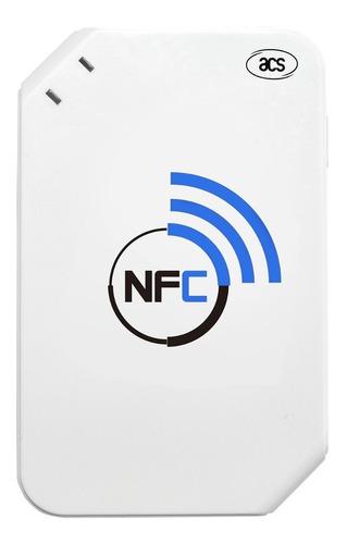 Lector Bluetooth Para Tarjetas Y Etiquetas Nfc Mifare Y Ntag