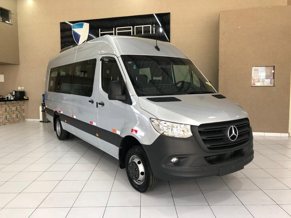 Mercedes Benz Sprinter 516 Big 0km 2020 Executiva