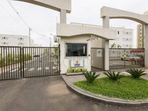 Apartamento Com 2 Dormitórios À Venda, 46 M² Por R$ 150.000,00 - Jardim São Francisco - Piracicaba/sp - Ap3583
