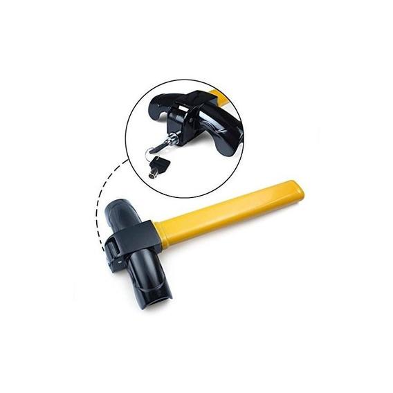 Cerradura De Eforcar Universal Car Steering Wheel Proof Lock