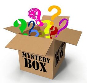 Caixa Misteriosa Brinquedos E Blocos De Montar Barato