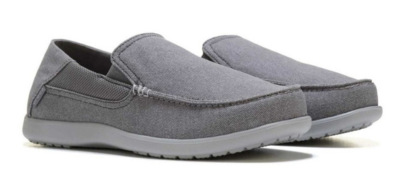 Crocs Santa Cruz 2 Luxe Charcoal Light Grey(6n-01w)