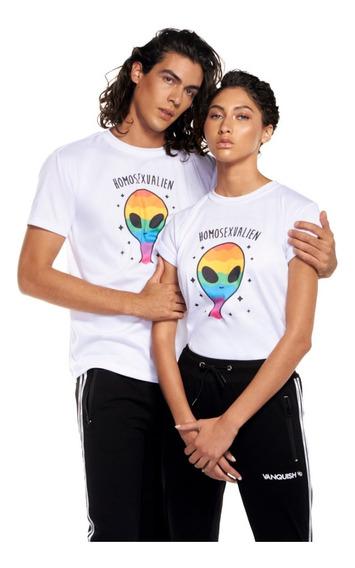 Playera Lgbt Homosexualien Pride Unisex Moda Invierno