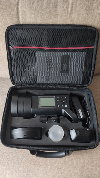 Flash Godox Ad400 Pro - Pouco Uso